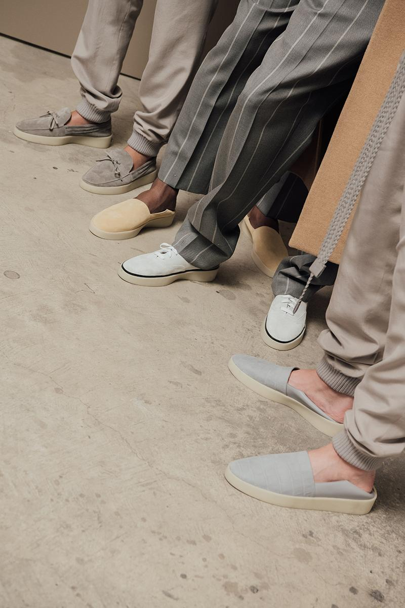 Fear of God x Ermenegildo Zegna Shot By Tommy Ton Exclusive First Look Collection Jerry Lorenzo Alessandro Sartori Exclusive Quotes Luxury Menswear