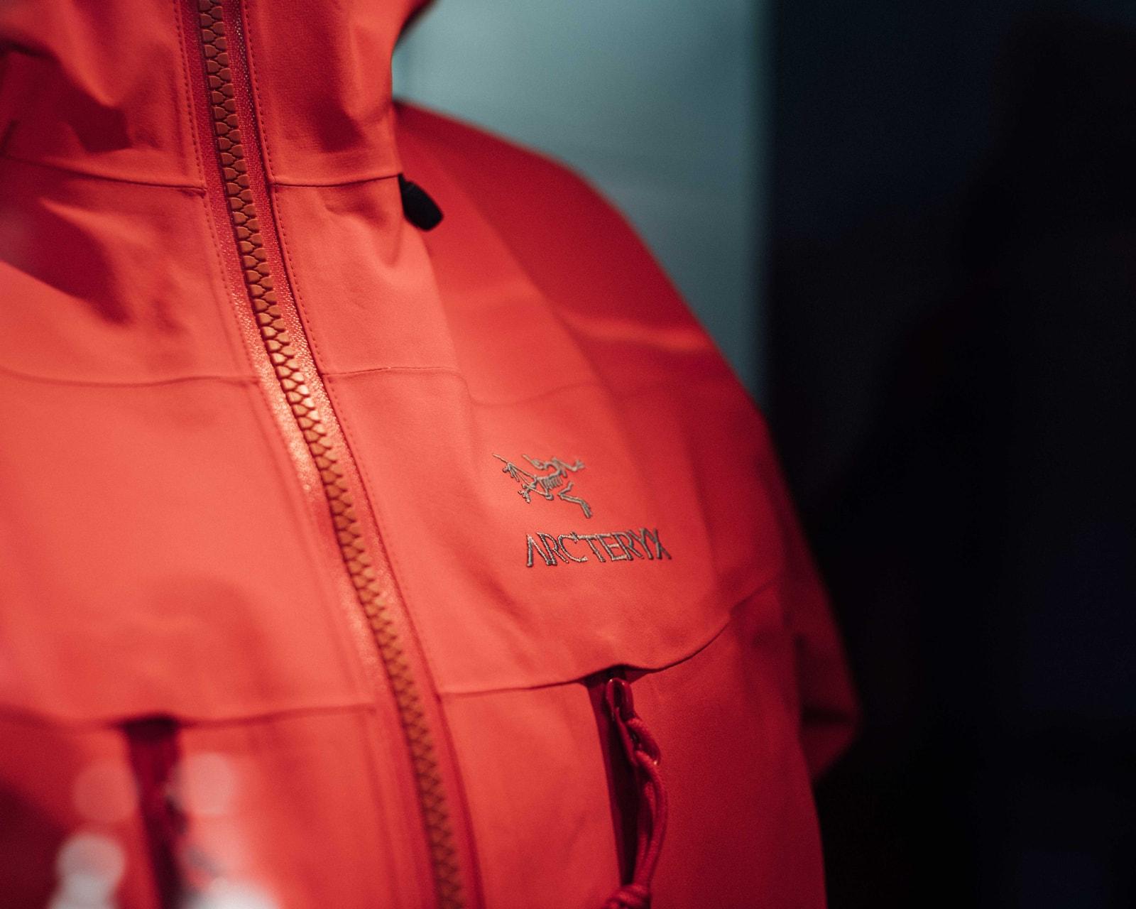 Arc'teryx GORE-TEX Off-White Virgil Abloh Streetwear Vancouver