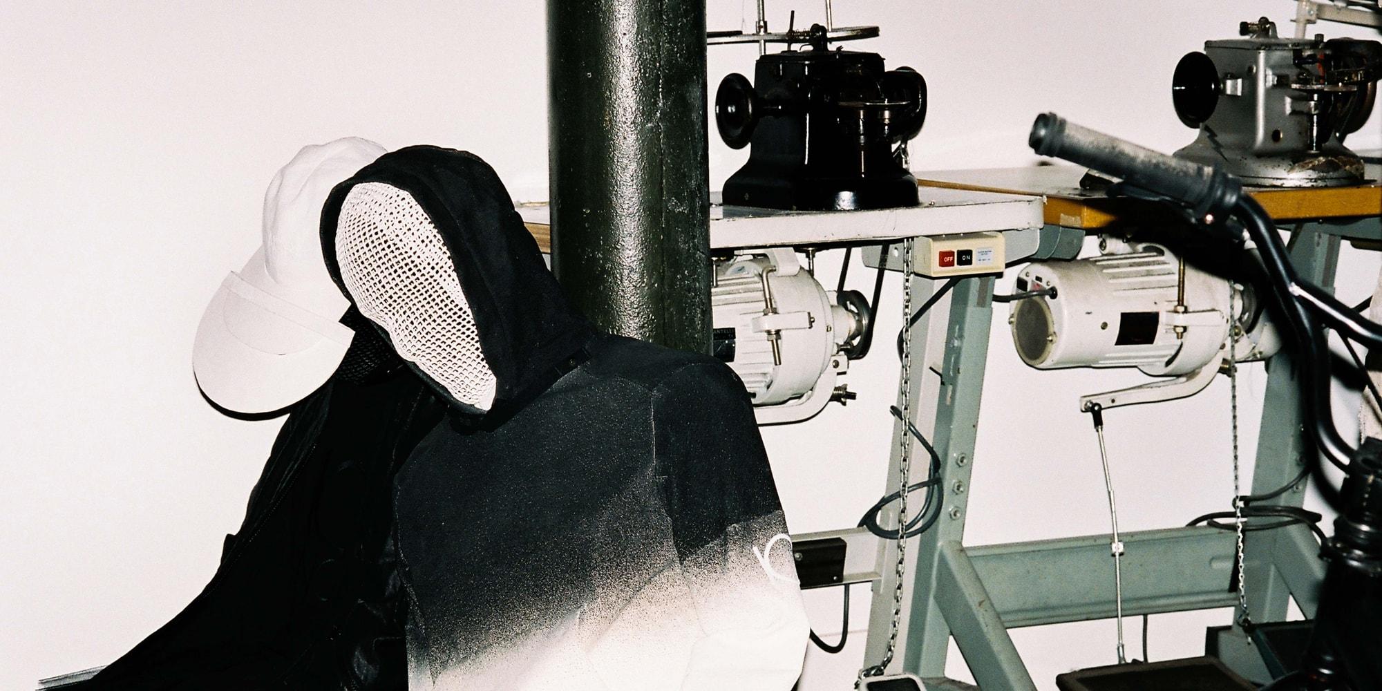 Aitor Throup Streetwear DSA Menswear G-Star Raw Fashion