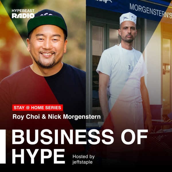 Stay @ Home With Roy Choi and Nick Morgenstern