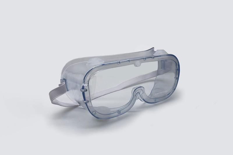 A BETTER FEELING Medical Goggles Donation Info Instagram Clear National Health Service UK