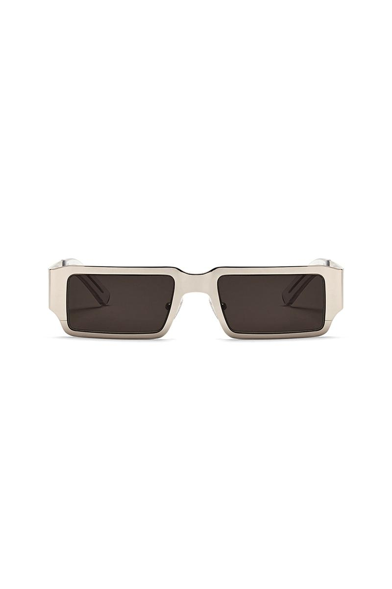 A BETTER FEELING POLLUX Sunglasses Release Date Information First Look Drop Eyewear Contemporary Modern Minimalistic Stainless Steel Unisex Xander Ghost
