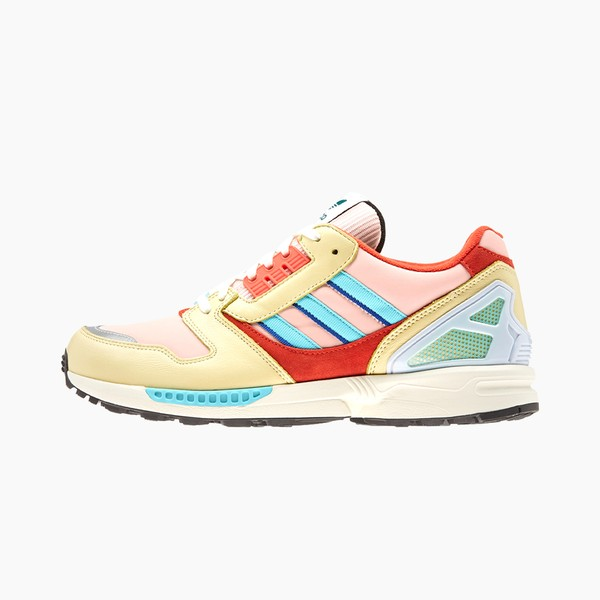 """adidas ZX 8000 """"Vapour Pink"""" & """"White/Turquoise"""""""