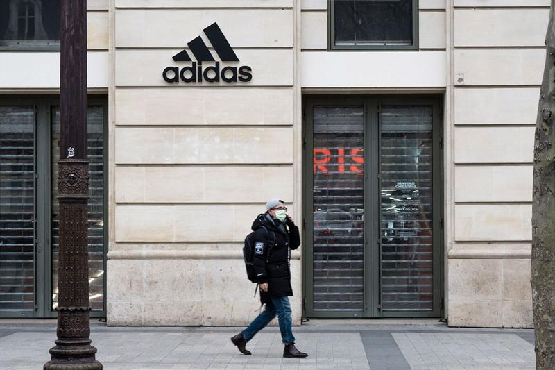 adidas' 3 Billion euro Coronavirus Relief Loan germany government kfw bank