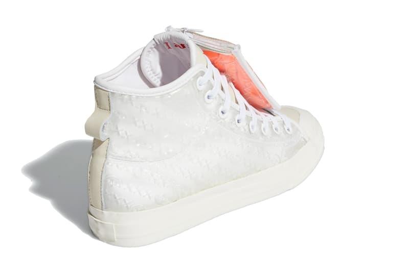 adidas originals nizza hi low 80s 420 cloud off white orange FX2418 raw khaki purple FX2444 release date info photos price