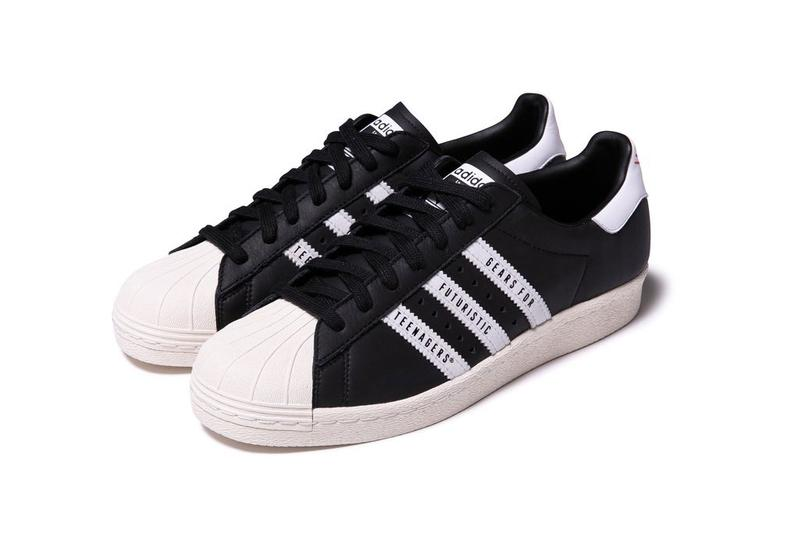 NIGO adidas Originals by HUMAN MADE Release Announcement Info Sneakers Buy Price SUPERSTAR 80S