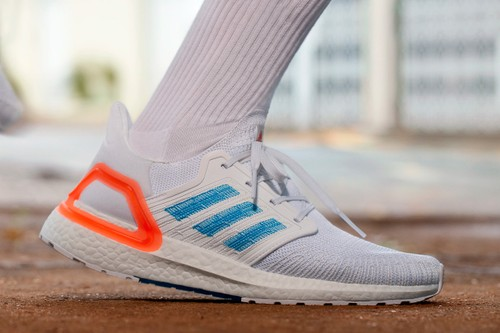 adidas PRIMEBLUE UltraBOOST 20 Uses Parley's Recycled Plastic