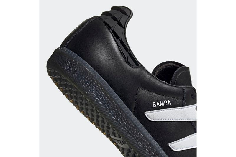 adidas samba predator core black cloud white solar red ee6520 release date info photos price