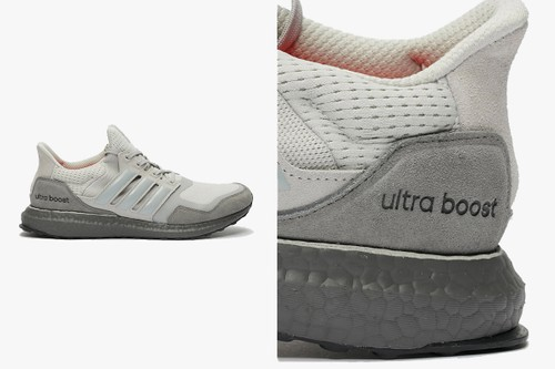 "adidas UltraBOOST S&L Releases in ""Light Granite"""