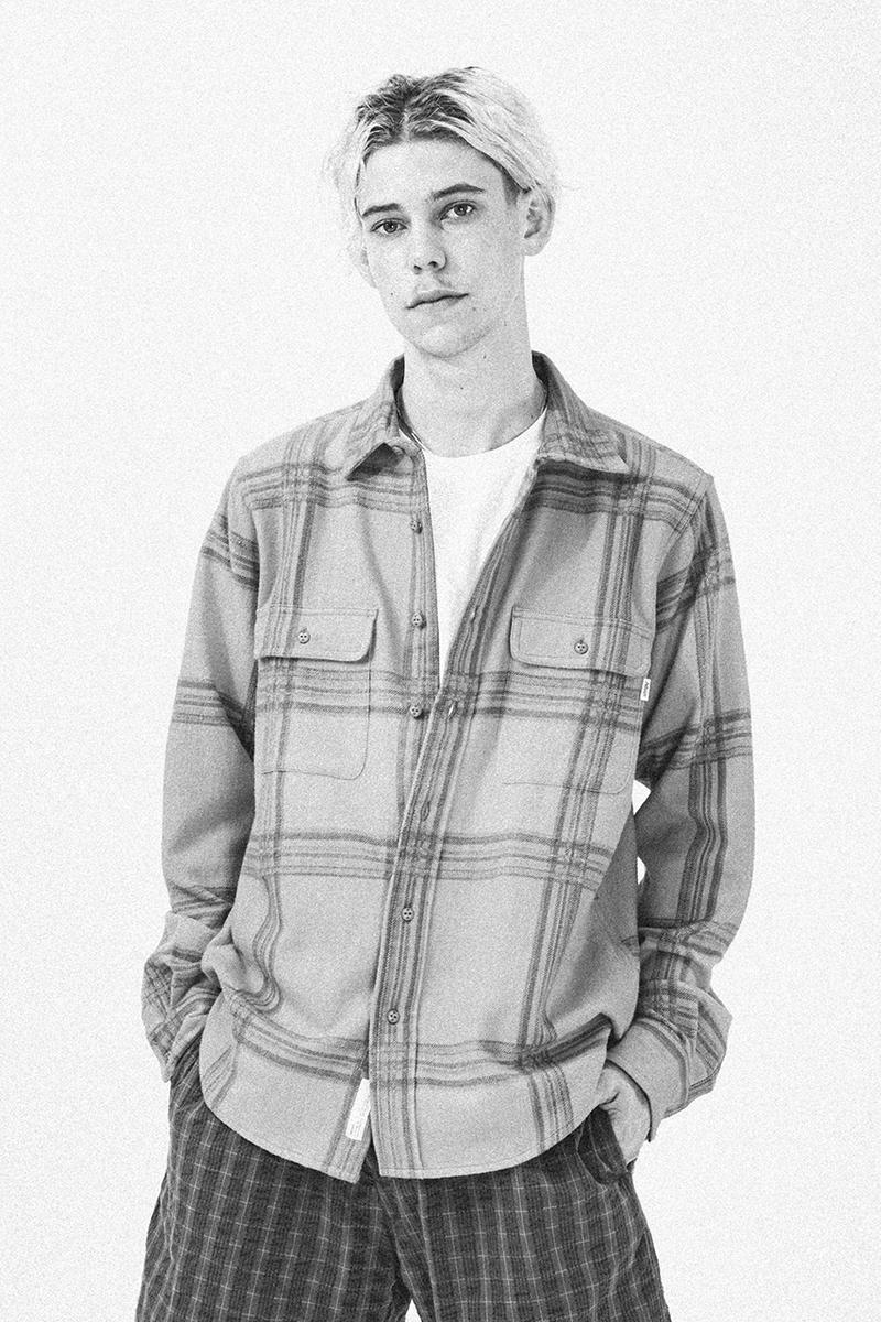adsum spring summer 2020 ss20 release information collection capsule second release drop buy cop purchase shirt shorts cap jacket plaid tattersall oxford