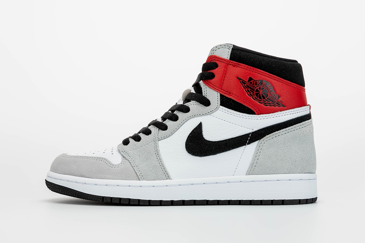 Air Jordan 1 Light Smoke Grey Release Date Hypebeast