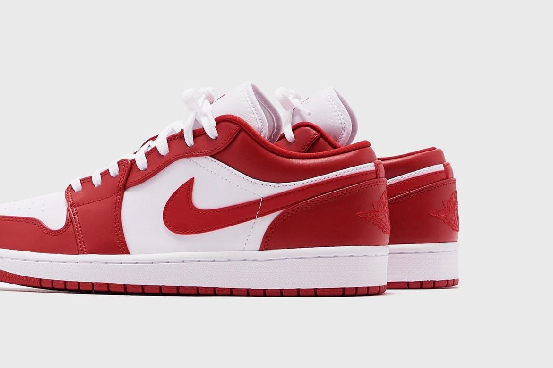 Air Jordan 1 Low Gym Red Release Date Info Hypebeast