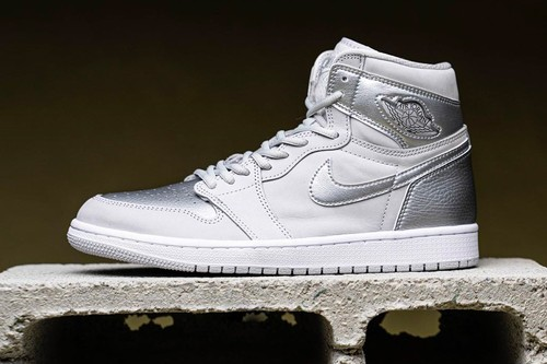 "Take a Closer Look at the Air Jordan 1 Retro High OG ""Japan Grey"""