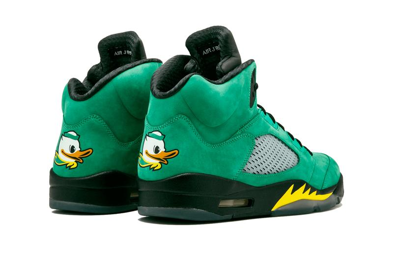 "Air Jordan 5 SE ""Oregon"" Release Rumor 