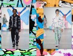 Liam Hodges and Alfie Kungu Tap 'The Flintstones,' Butterflies and The '90s in SS20 Capsule