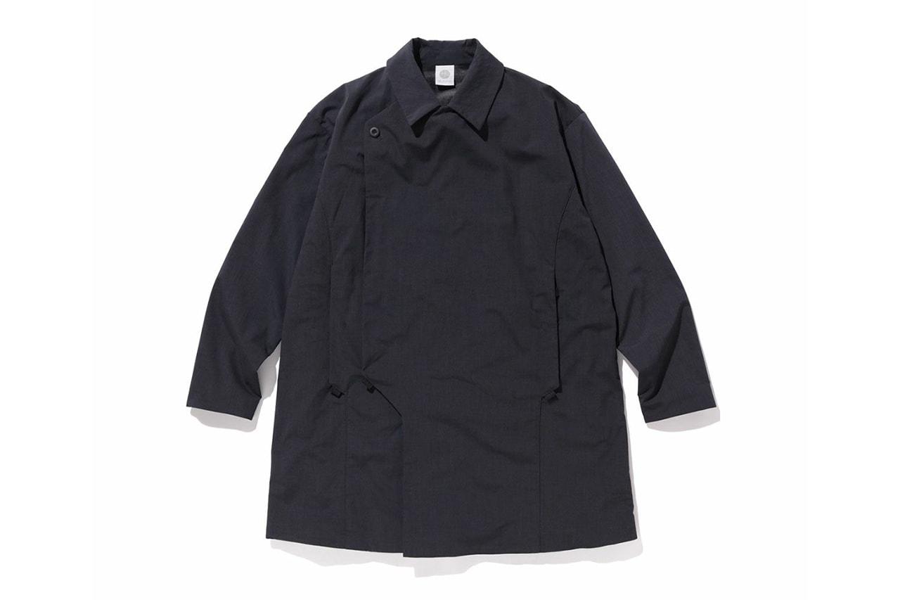 alk phenix SS20 Kevlar Capsule Collection spring summer 2020 lookbook japan thunderon polartec menswear technical dynamonus