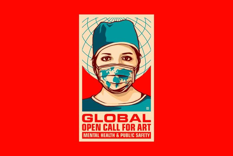 amplifier global open call for art health public safety coronavirus pandemic