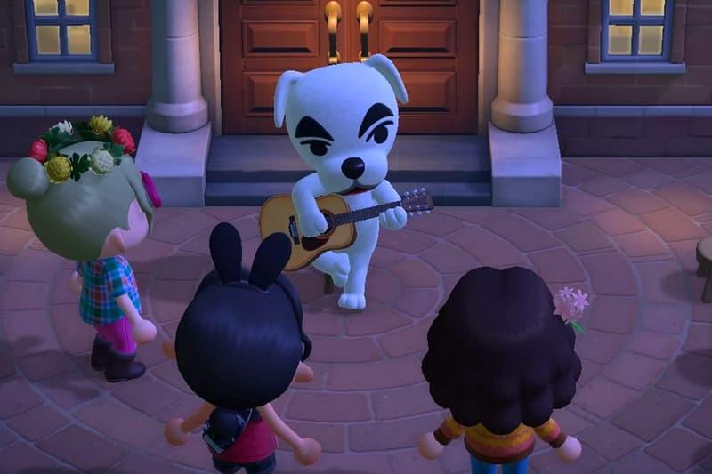Animal Crossing' Art Challenge K.K. Slider Album Covers