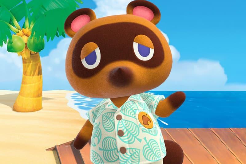 Nintendo Cuts 'Animal Crossing' Interest Rates new horizon tom nook bank drop bells stalk market letter update time travel