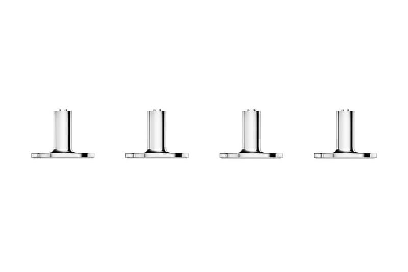 Apple Mac Pro Wheels and Feet Kit Release apple mac pro computers stainless steel design Steve Jobs Tim Cook