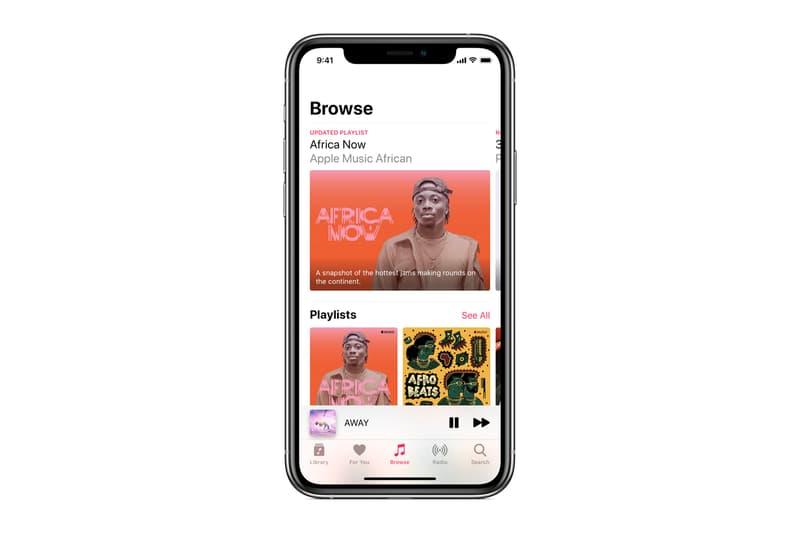 Apple Music Expansion 52 Additional Countries six month free trial Store Arcade Podcasts iCloud Africa Bhutan Croatia Iceland North Macedonia Bahamas Turks Uruguay Kuwait Qatar Yemen Solomon Islands