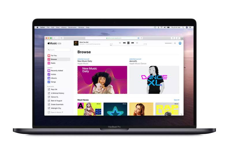 Apple Music Now Available to Use on Web Browsers, iTunes