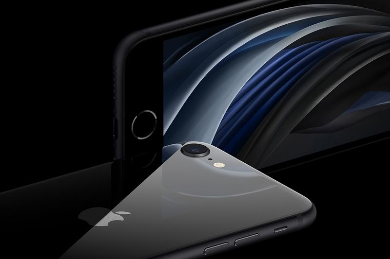 Apple iPhone SE Second Generation 2nd generation A13 Bionic iPhone 8 bezels Home Button Touch ID 2020 April 24