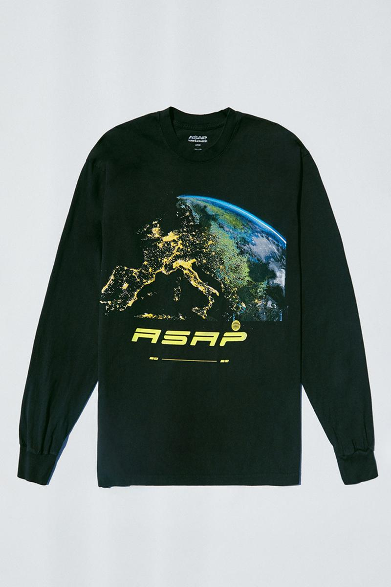 A$AP Mob x PacSun Spring 2020 Capsule Collaboration collection worldwide release date info buy april 8 summer rocky