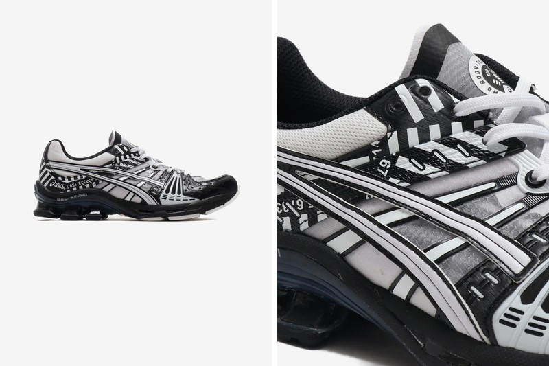 ASICS' GEL-Kinsei OG Receives Bold Futuristic Renderings