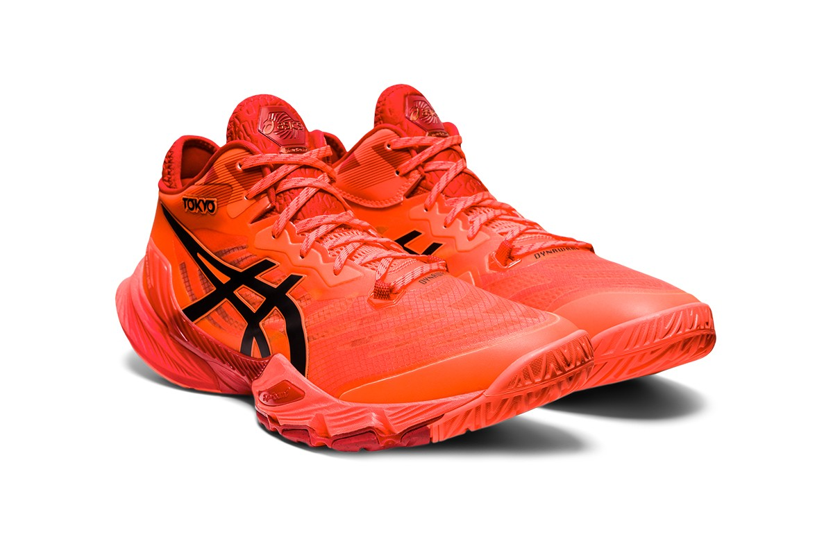 asics new volleyball shoes