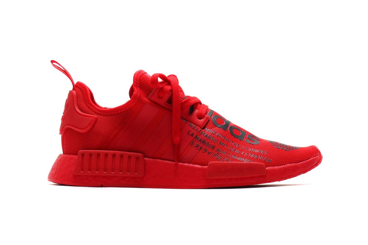 atmos adidas originals nmd r1 triple red fx4358 release date info photos price