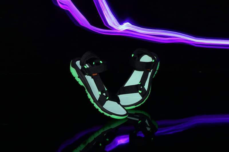 atmos Teva Hurricane XLT2 Glow-in-the-Dark