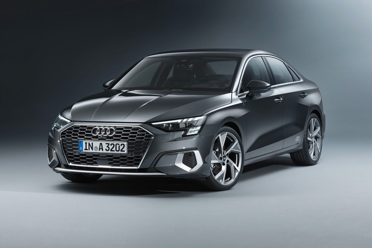 Audi Unveils Its Second-Generation A3 Sedan for 2021