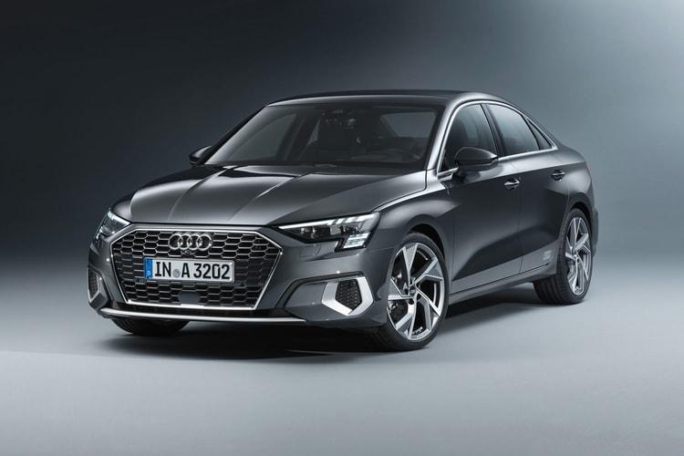 Audi Unveils Its Second-Generation A3 Sedan for 2021