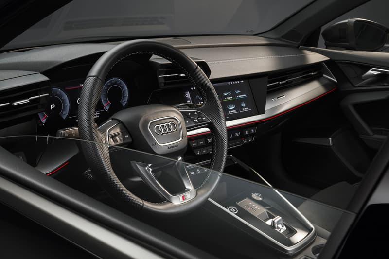 Audi 2021 A3 Sedan News German Automotive Volkswagen Sports Car family car TDI engine luxury premium automobiles four rings