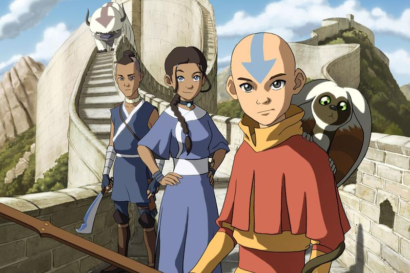 Avatar The Last Airbender Coming to Netflix May 15 2020