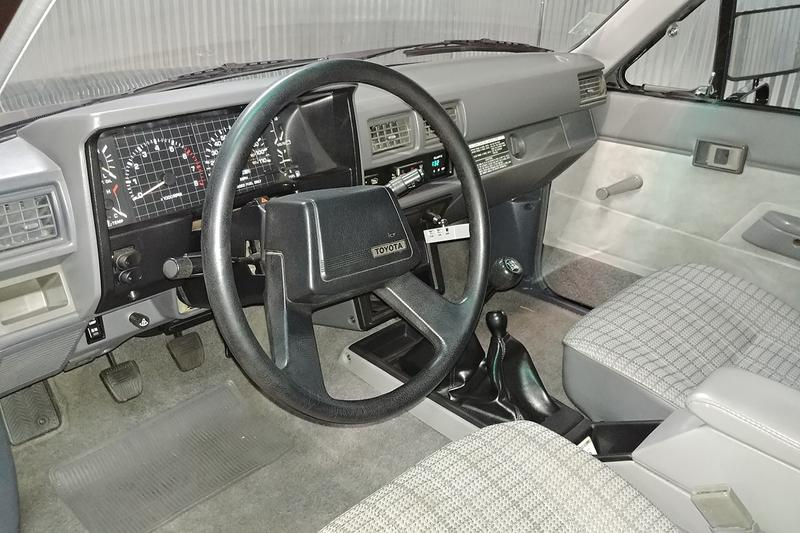 1985 Toyota SR5 Pickup Truck Back to the Future