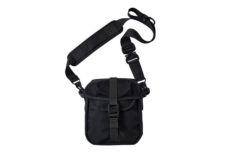 Bagjack x Eliminator Technical Bag Capsule nylon codura Cobra buckles waterproof Japan Nylon bags fanny packs belts packs hip bags fashion