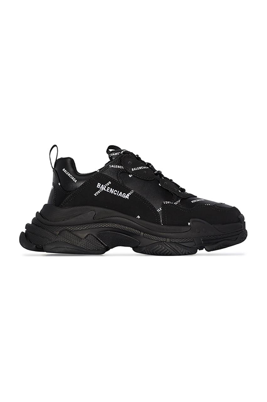 Balenciaga Reveals Triple S Sneaker Release Date