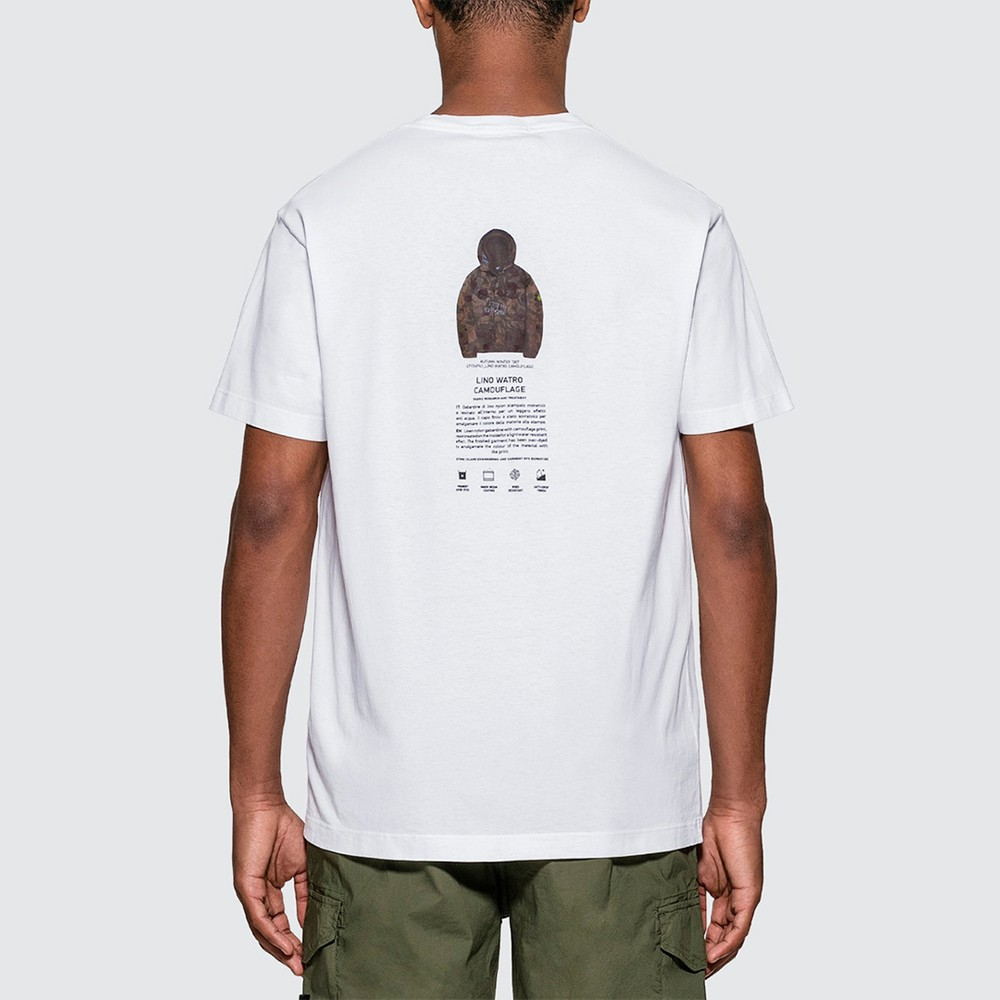 Stone Island Archivio T-Shirt Release 2020 Where to Buy