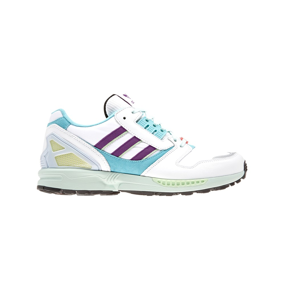 """adidas ZX 8000 """"Vapour Pink"""" & """"White/Turquoise"""" Release 2020 Where to Buy"""