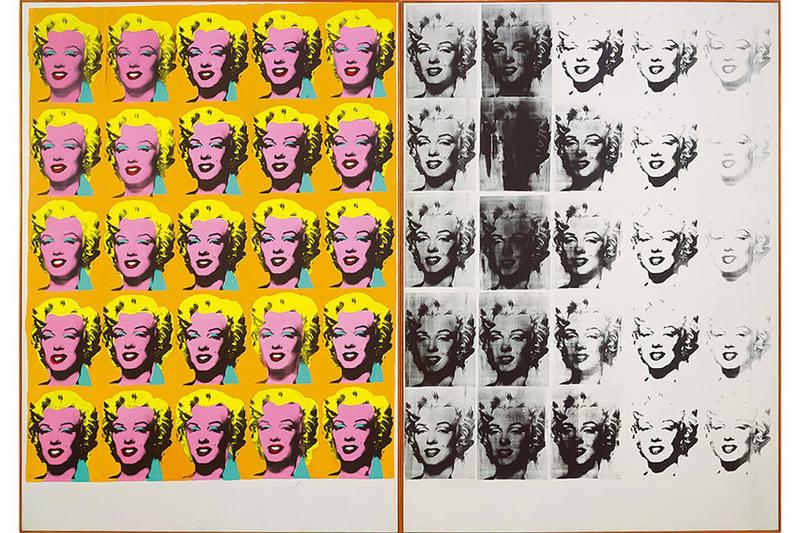 BBC Culture in Quarantine Festival Announcement The Andy Warhol Foundation Tate Modern Retrospective Exhibition