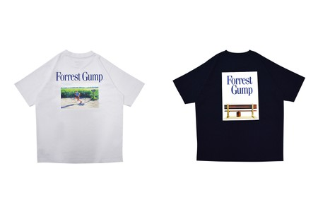 """BEAUTY & YOUTH Preps Retro """"Forrest Gump"""" Capsule"""