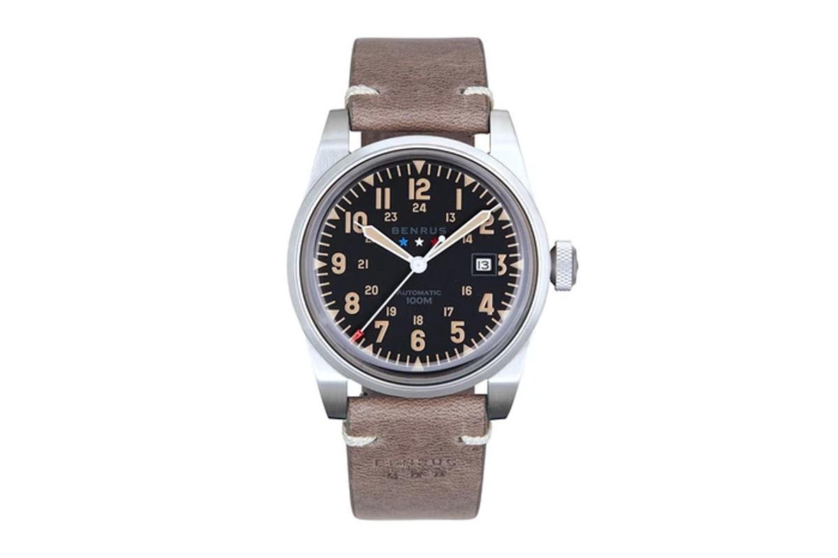 american watches brands companies watchmaker military contract heritage benrus hamilton bulova timex marathon