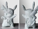 Art for Your Home: 'ERODED PIKACHU' Sculptures, Futura-Designed Furniture & More
