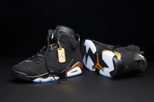 """Air Jordan 6 """"DMP"""" Grabs the Gold In This Week's Best Footwear Drops"""