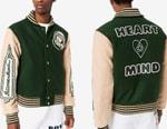 Billionaire Boys Club Craft Woolen Vintage Varsity Jacket