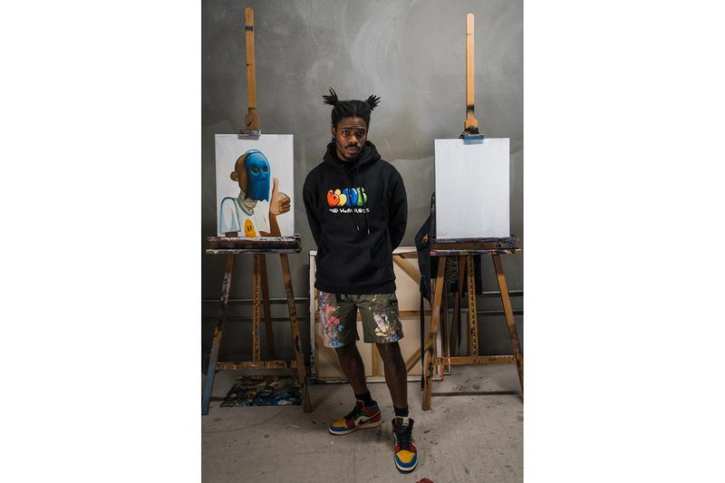 Blue the Great x The Hundreds Capsule Collection Lookbook Release Information Collaboration T-Shirts Hoodies Prints Graphics Shorts Zip-Ups