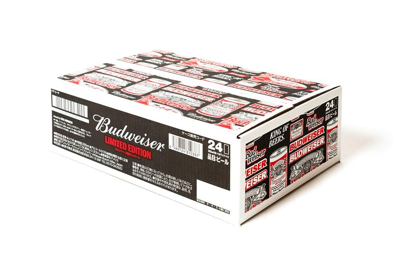 Budweiser Kosuke Kawamura Toya Horiuchi Campaign Info artist Manga Akira Beers beer American IPA Pilsner Tokyo Alcohol