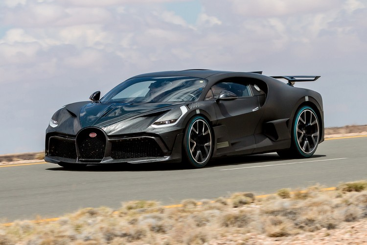 Bugatti Begins Delivery of Its $5.8 Million USD 1,500-Horsepower Divo Hypercar